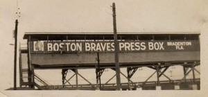 Baseball is Back: The Last Sad Spring of Boston's Braves
