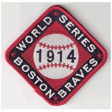 Boston Braves 1914 Patch
