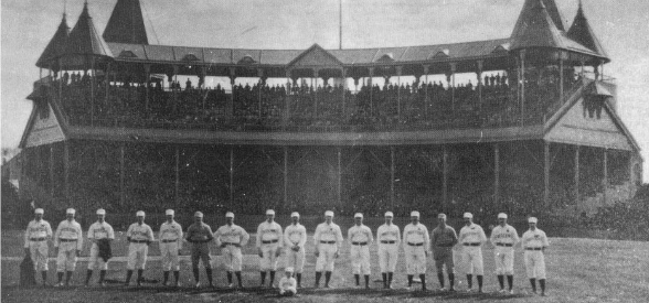 Baseball is Back: An Unexpected Farewell: The South End Grounds, August 1914