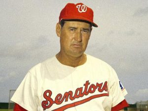 Ted Williams-Senators