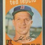 Catching up with Ted Lepcio
