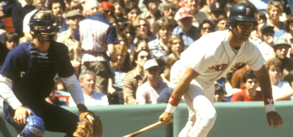 NEW!  Fred Lynn Remembers 1975