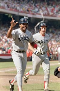 Dave Henderson Game Five Also