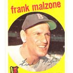Remembering Frank Malzone