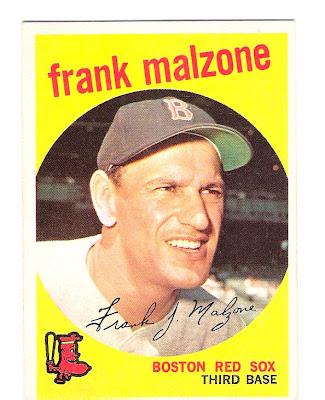 Frank Malzone 2