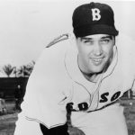 GENE CONLEY Two-Sports Star for the Boston Braves, Boston Celtics and Boston Red Sox
