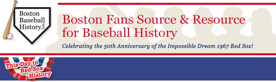 Boston Baseball History