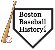 Boston Baseball History Logo