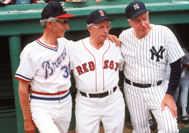 The 3 DiMaggios