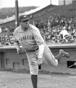 Babe Brave Pitching