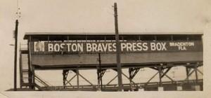 Press Box Bradenton