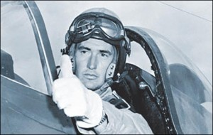 Ted-Williams-Flying
