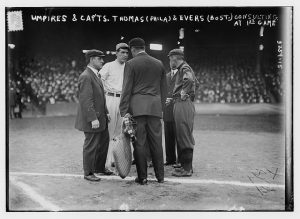 1914 WS 1st Game