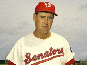 Ted Williams-Senators