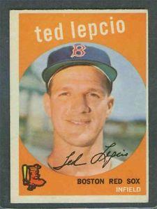 Ted Lepcio 1