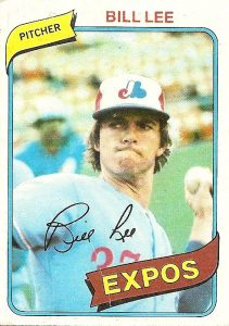 Bill Lee Expos