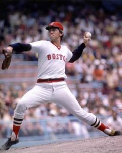 Bill Lee Pitching